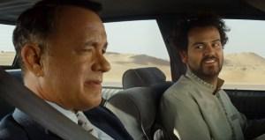 Tom Hanks y Alexander Black