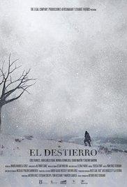 Cartel de El Destierro