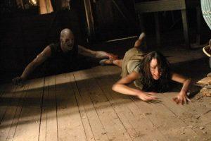 ESCULTURAS HUMANAS, rodada para Masters of Horror