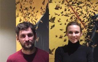 Hablamos con Raúl Arévalo y Aura Garrido por el estreno de EL AVISO