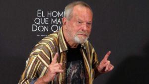 Terry Gilliam en Madrid