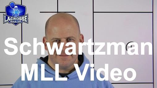 Warrior Lacrosse Jesse Schwartzman MLL Video