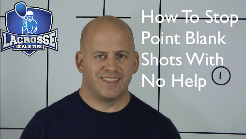How To Stop Point Blank Shots With No Help