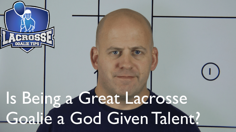 Is Being A Great Goalie A God-Given Talent?