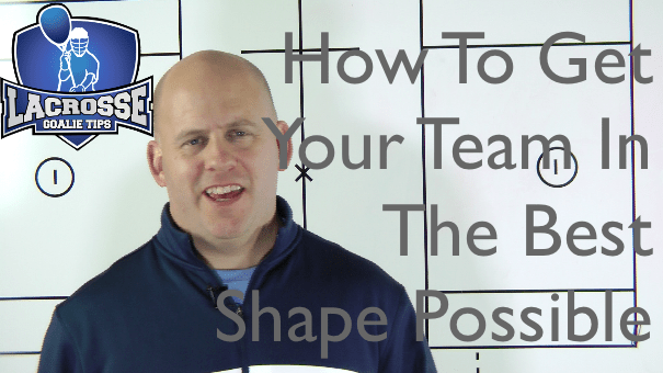 How To Get Your Team In The Best Shape Possible