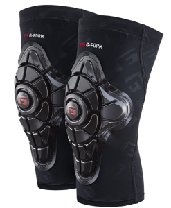 G Form knee pads are very popular among our lacrosse goalies