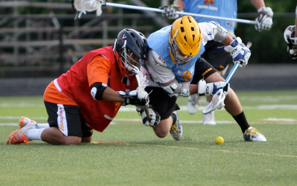 Face-Off with Patrick Harbeson of Virginia Lacrosse