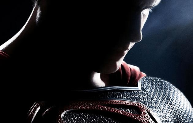 Superman comic con poster