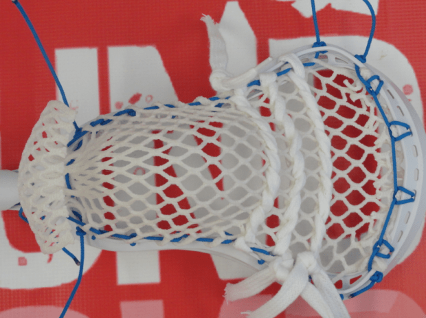 Gait Torque 3 Lacrosse Head on a 2013 Gait Scandal shaft
