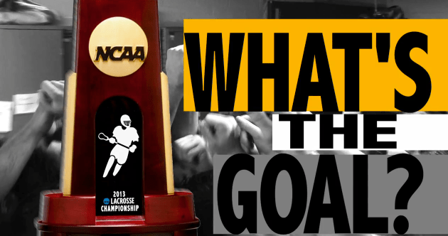 Towson Men's Lacrosse is Preparing for a National Championship