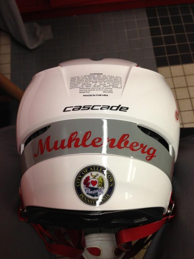 Muhlenberg College Men's Lacrosse Gear