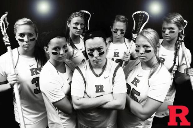 2013 Rutgers Women's Lacrosse Promotional Video