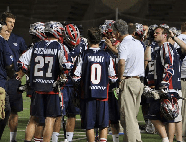 Boston Cannons attackman Will Manny