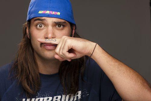 Movember, Lacrosse Mustache Madness Arrive