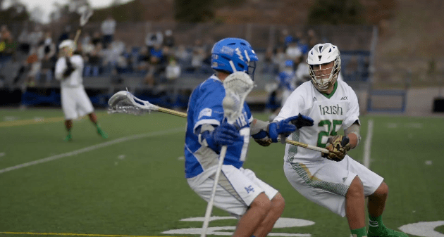 4 Days in Colorado Teaser, Documentary about Notre Dame Lacrosse