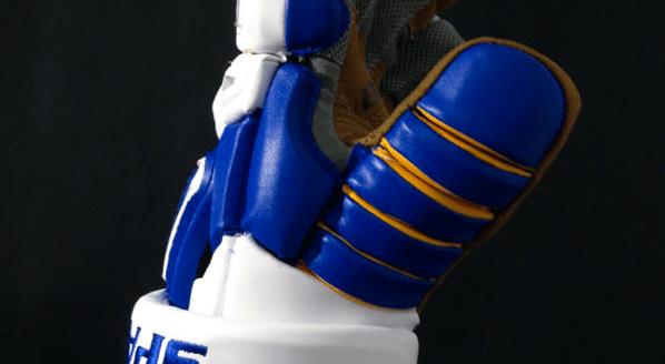 Custom Brine King IV Gloves for San Jose State