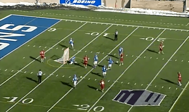 Video Highlights: Denver Opens Season with 14-8 Win Over Air Force