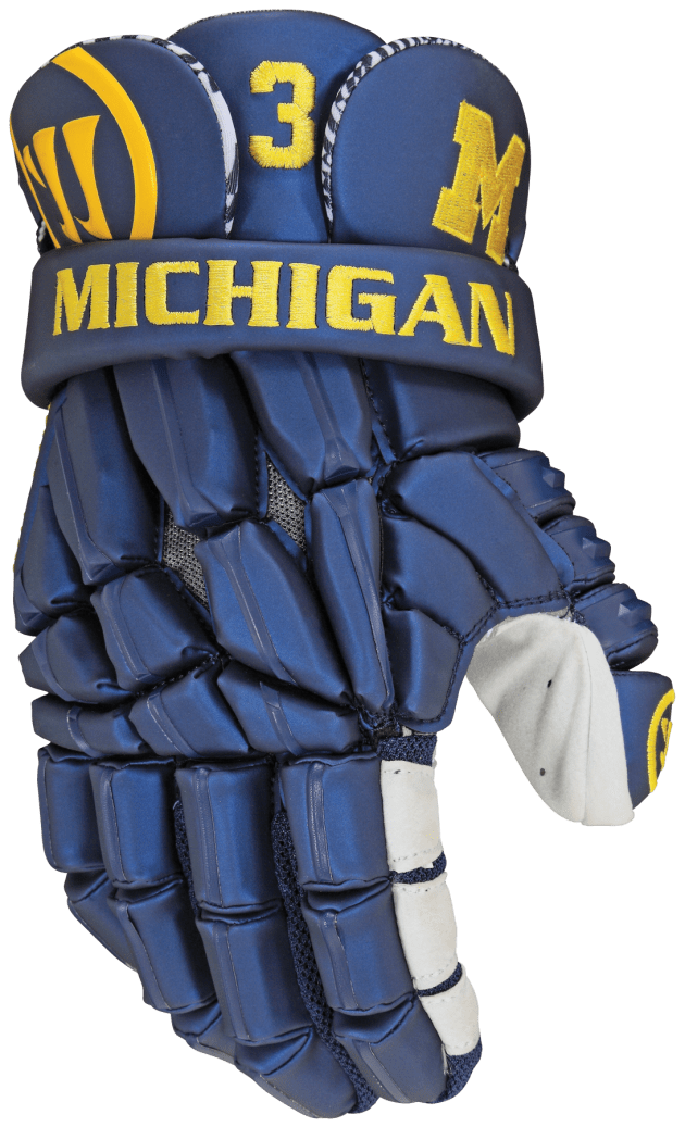 Michigan's Gloves in Two Stone Cold Colorways