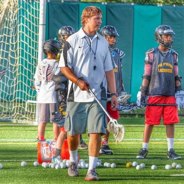 coach pugh lacrosse