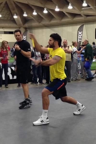 Paul Rabil - Workout2 - Laxcon 2015