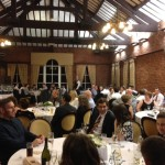 Poynton Year End Dinner