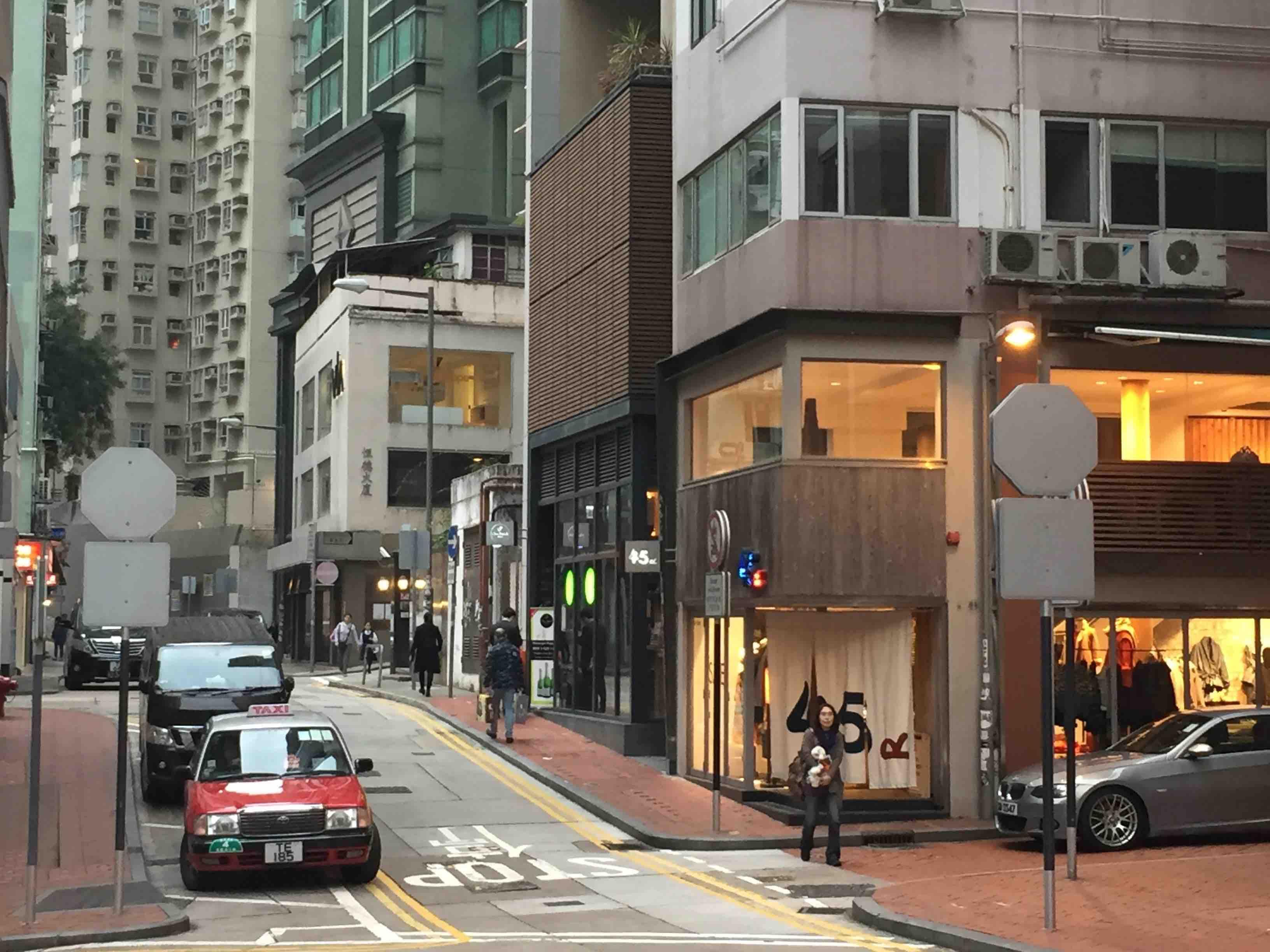 Star Street-restaurants and bars