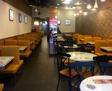 Wan Chai High ceiling restaurant for lease