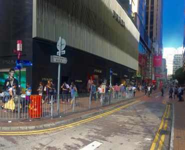 Causeway Bay-guaranteed traffic for restaurants and bars
