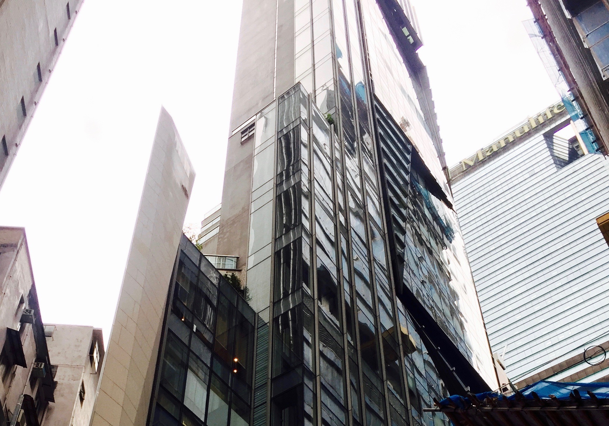 Causeway Bay hot spot for upstairs restaurants bars cafes