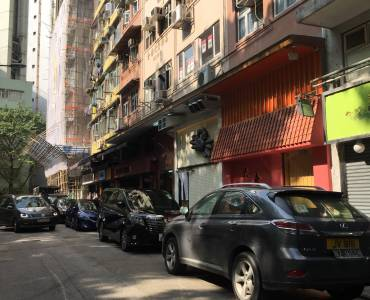 Central Kau U Fong - packed with cosy restaurants cafes noodle shops