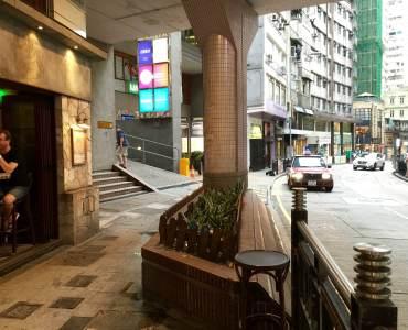 Hollywood Road trendy spot for restaurants bars Hong Kong