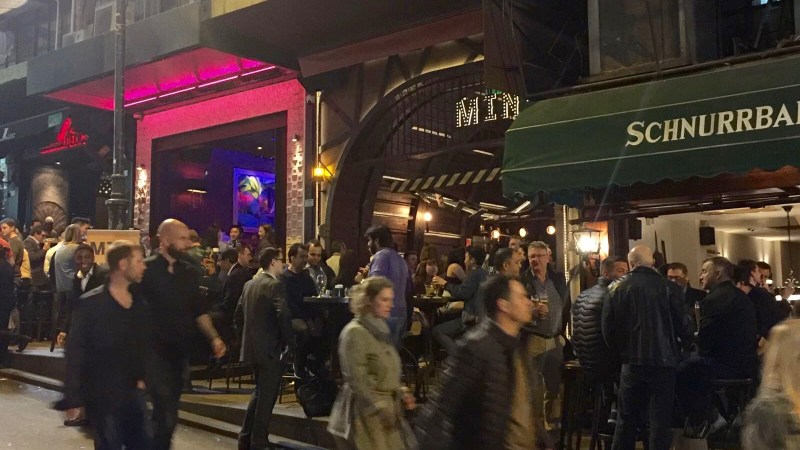 Is Lan Kwai Fong the Fallen Angel of Central Bar Haven?
