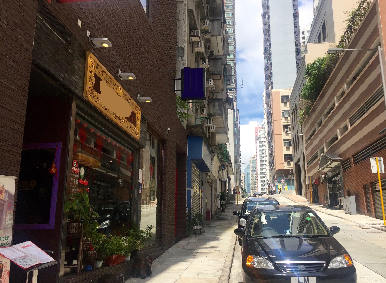 Wing Yip Restaurant >> Hong Kong Sai Ying Pun High Street F&B Shop for Lease - Lacrucci