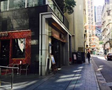 Ship Street - a foodie street in Wan Chai with highest density of starred restaurants