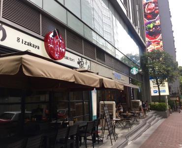 Tsim Sha Tsui Observatory Road - Restaurants cafes coffee shops with alfresco seating