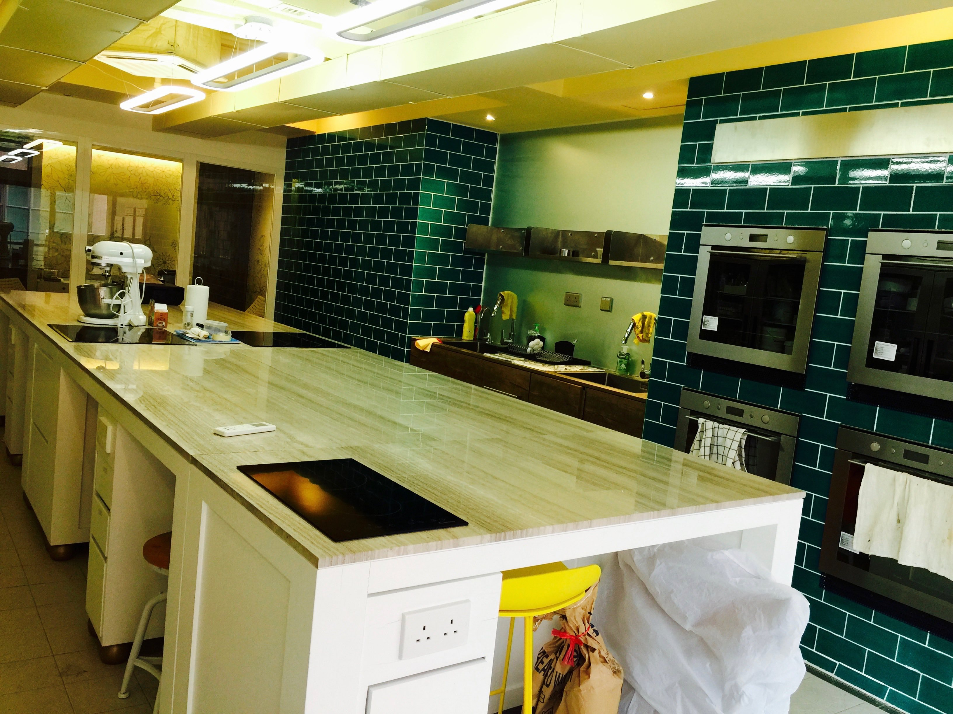 Central Kitchen For Sale Hong Kong With Brand New Bakery Equipments ...