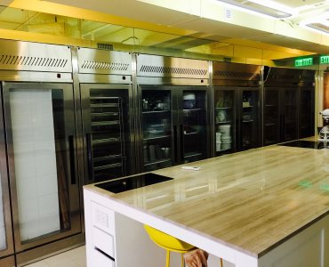 Central kitchen for sale with lease and food factory licence in Kowloon Hong Kong