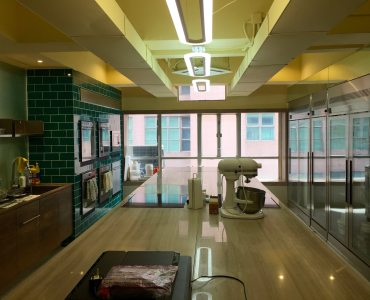 Hong Kong turnkey central kitchen for sale with food licence