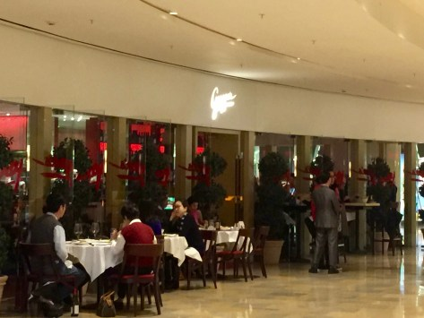 Grapp's Admiralty closed after more than a decade of operation in Pacific Place Mall Hong Kong