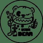 Boba Bear Logo