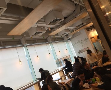 High office traffic Food & Beverage Shop for Rent in Admiralty HK