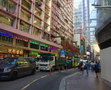 Hong Kong Causeway Bay High-traffic F&B Shop for Lease