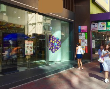 Hong Kong North Point huge upstairs F&B Shop for Lease