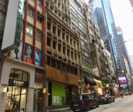 Wyndham Street Unique Fitted Restaurant Space for Rent in Central HK