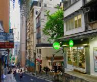 Cafe Space for Rent in Popular Tourist Location in Central HK