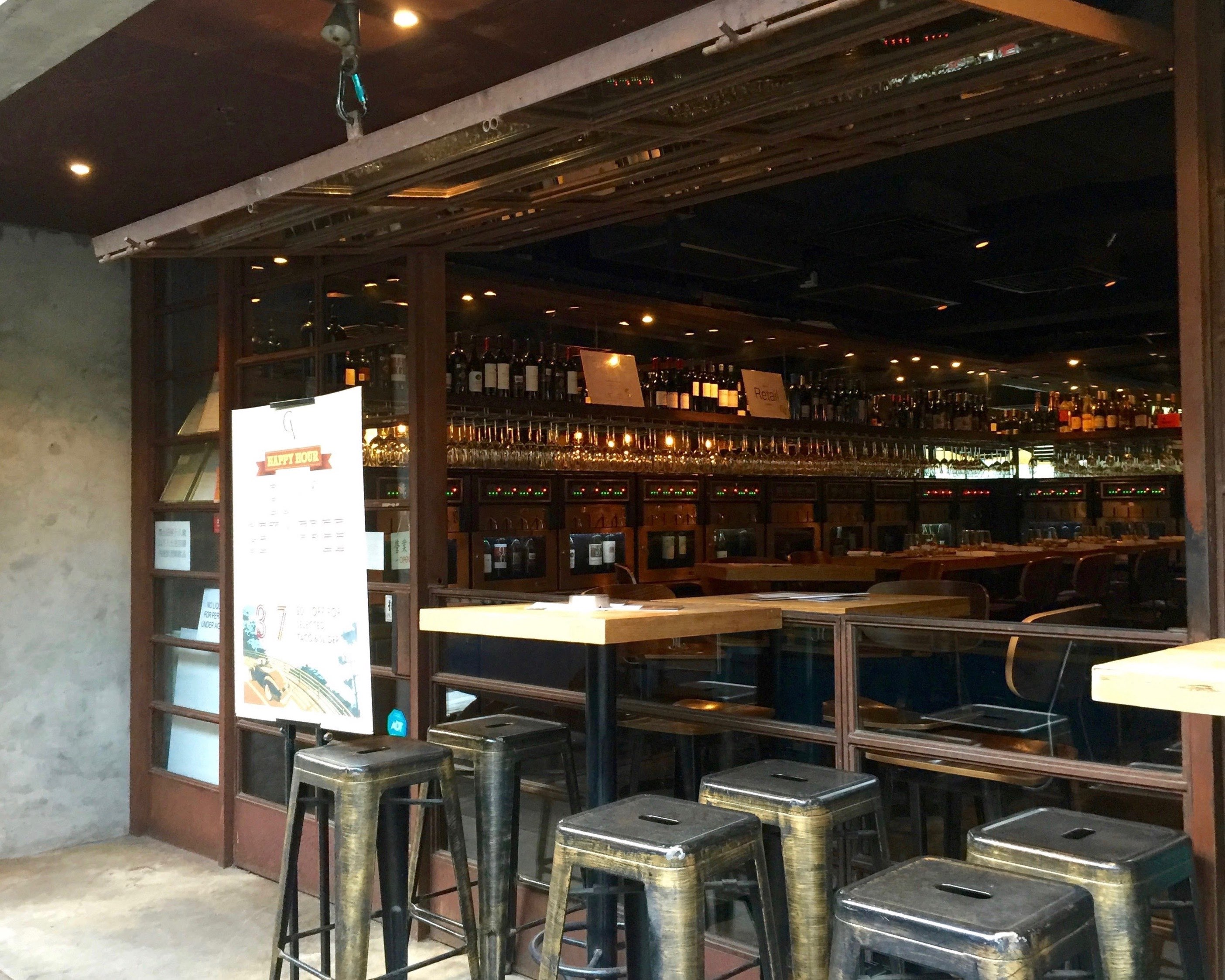 Sheung Wan Hollywood Road Fitted FB Space for lease in HK