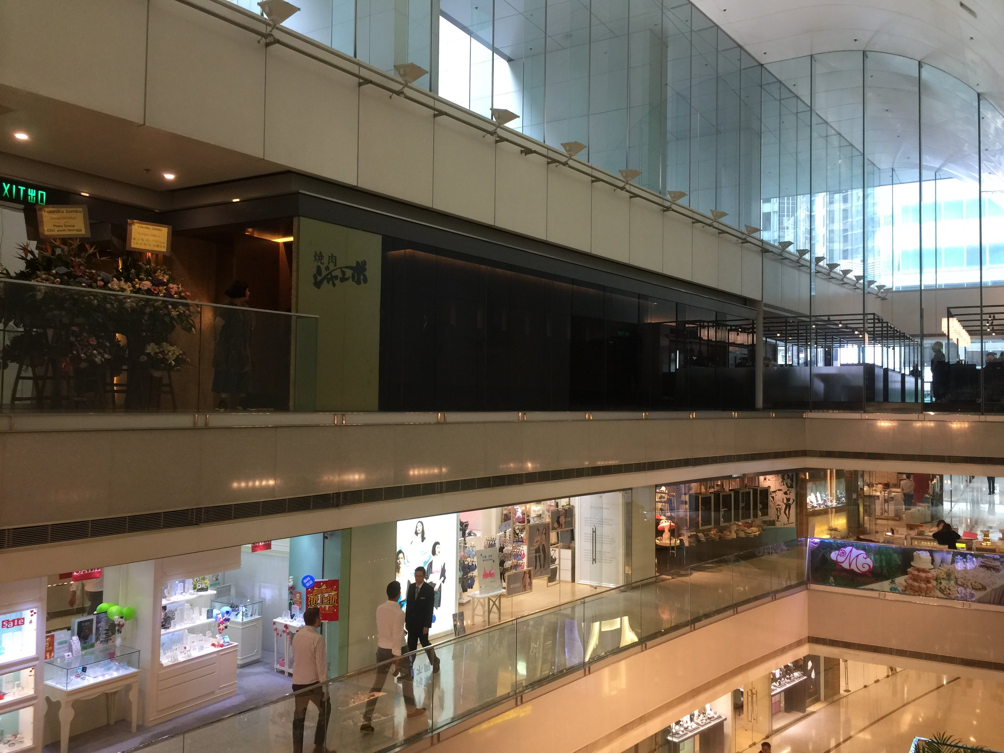 Hong Kong Central F&B Shop for Lease in CBD