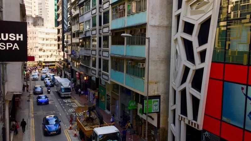 Duplex Restaurant Bar Space for Rent next to Soho Escalator n Central HK