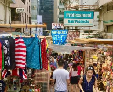 Hong Kong F&B shop for lease tourist spots