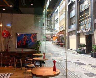 Hong Kong Sai Ying Pun High-ceiling F&B Shop for Lease